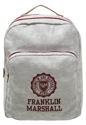 Franklin And Marshall Rucksack Grey