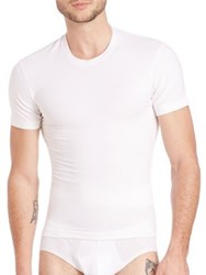 2Xist Slim Fit T Shirt White