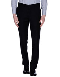 Piombo Trousers Casual Trousers Men Black