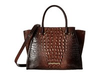 Brahmin Priscilla Satchel Brunello Satchel Handbags Brown