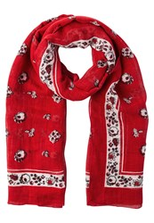 Gap Scarf Hot Red