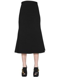 Ellery Stretch Crepe Skirt