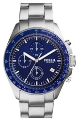 Fossil 'Sport 54' Chronograph Bracelet Watch 44Mm