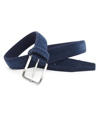 Menlook Label Lewis Navy Belt