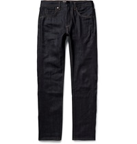 Levi's Tack Slim Fit Dry Selvedge Denim Jeans Blue