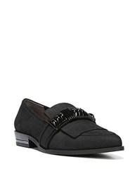 Fergie Ivy Leather Oxford Black
