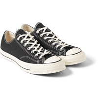 Converse 1970S Chuck Taylor All Star Canvas Sneakers Black