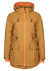 Brunotti Jacile Ski Jacket Earth Grey