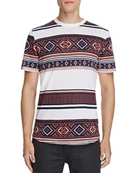 Sovereign Code Tucson Print Tee White Re