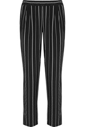 Equipment Hadley Striped Washed Silk Pants