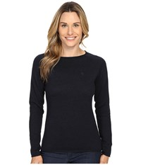 Fjall Raven Vik Sweater Dark Navy Women's Sweater