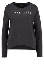 Evenandodd Sweatshirt Anthracite