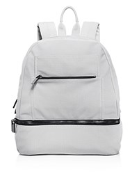 Deux Lux Core Neoprene Backpack Compare At 140 Light Gray