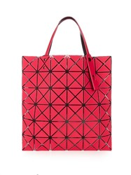 Issey Miyake Lucent Frost Tote Pink