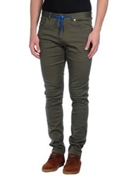 Element Denim Pants Military Green