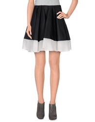 Viktor And Rolf Skirts Knee Length Skirts Women Black