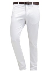 S.Oliver Trousers White
