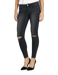 Paige Verdugo Ankle Length Distressed Jeans Kaleea Destructed