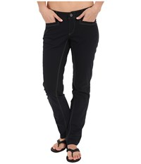 Kuhl Splash Straight Pants Black Women's Casual Pants