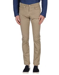 Siviglia Trousers Casual Trousers Men Sand