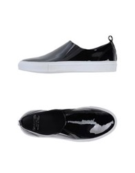 Giambattista Valli Low Tops And Trainers Black