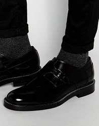 Hugo By Hugo Boss Monk Shoes Black