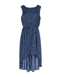 Guess By Marciano Knee Length Dresses Azure