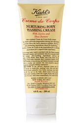 Kiehl's Creme De Corps Nurturing Body Washing Cream 200Ml