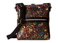 Sakroots Artist Circle Tablet Crossbody Rainbow Spirit Desert Cross Body Handbags Multi