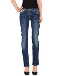Incotex Denim Denim Trousers Women