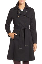 Ted Baker Women's London Double Breasted Trench Coat