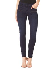 Sanctuary Ace Skinny Zipped Pockets Jeans Haven Wash