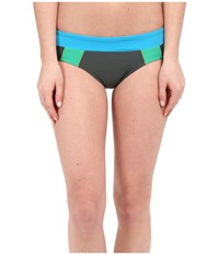 Prana Zuri Bottom Pewter Women's Swimwear