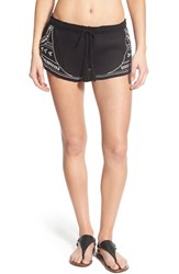 Women's Rip Curl 'Tribal Myth' Embroidered Shorts