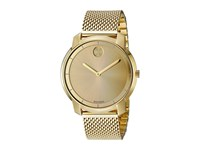 Movado Bold 3600242 Ionic Gold Plated Steel Watches Brown