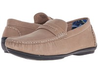 Stacy Adams Park Taupe Men's Slip On Shoes