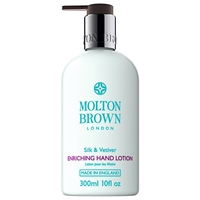 Molton Brown Silk And Vetiver Enriching Hand Lotion 300Ml