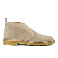 Paul Smith Shoes Men's Wilf Suede Desert Boots Sand Otterproof Suede