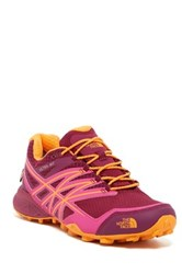 The North Face Ultra Mt Gtx Running Shoe Purple
