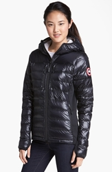 Canada Goose 'Hybridge Lite' Hooded Jacket Online Only Black