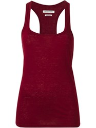 Isabel Marant A Toile 'Kody' Tank Top Red