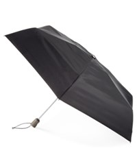 Totes Titan Auto Open Close Large Umbrella Black