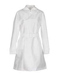 Ralph Lauren Black Label Coats And Jackets Full Length Jackets Women White