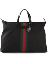 Gucci Weekender Classic Tote Black