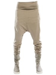 Demobaza Deep Cuts Tidy Stretch Cotton Pants