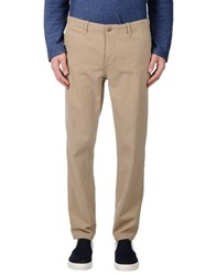Nlst Trousers Casual Trousers Men Sand