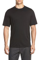 Men's Ibex 'All Day Weightless Wool Blend' T Shirt Black