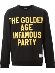 Ejxiii 'The Golden Age Infamous Party' Sweatshirt