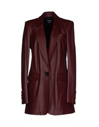 Pedro Del Hierro Suits And Jackets Blazers Women Cocoa