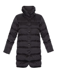 Issey Miyake Lightweight Quilted Down Coat